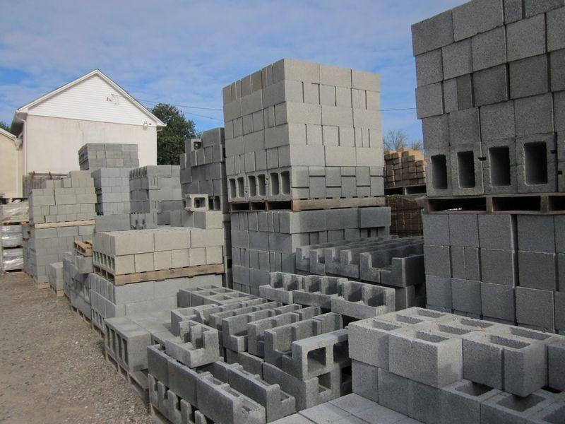 Concrete Block Story City Building Products