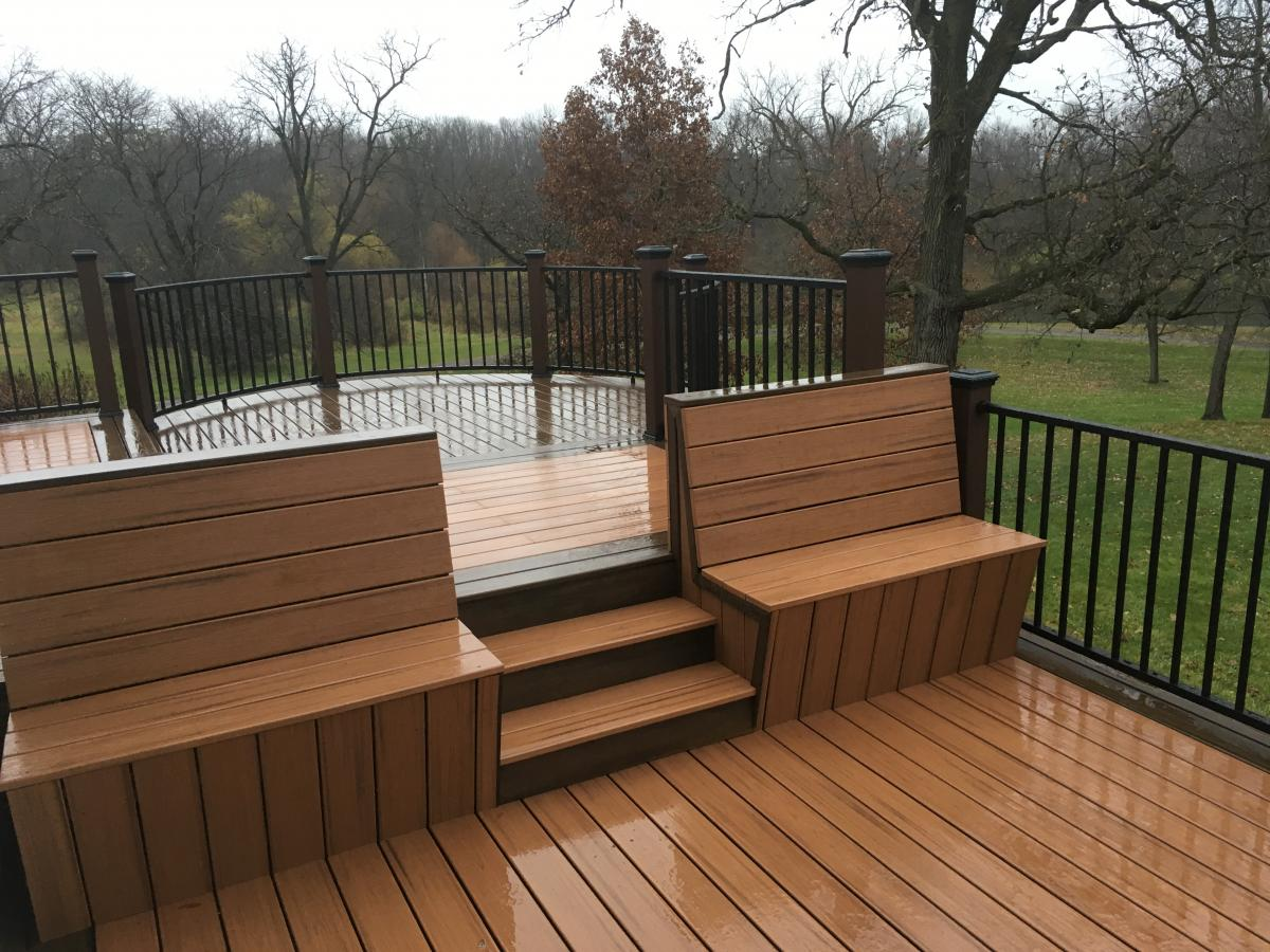 Decks Amp Railing Story City Building Products