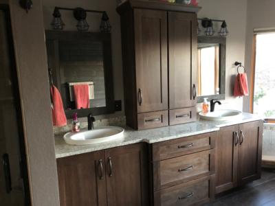 Woodharbor Breeze Cabinets